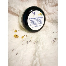 CHAMOMILE LAVENDER WHIPPED ALL NATURAL BODY  BUTTER MOISTURIZER FOR DRY SENSITIVE SKIN